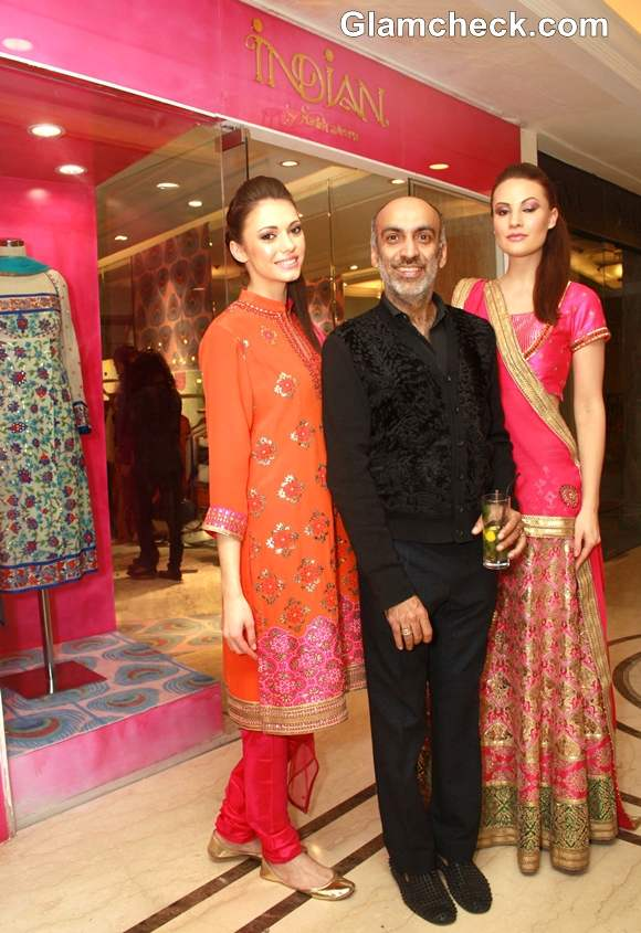 Indian by Manish Arora launched at DLF Emporio New Delhi
