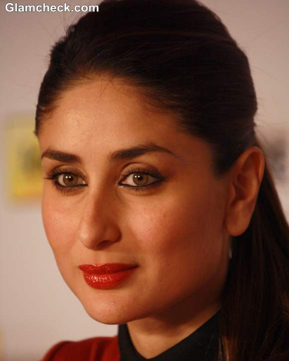 Kareena Kapoor 58th annual Filmfare awards press meet