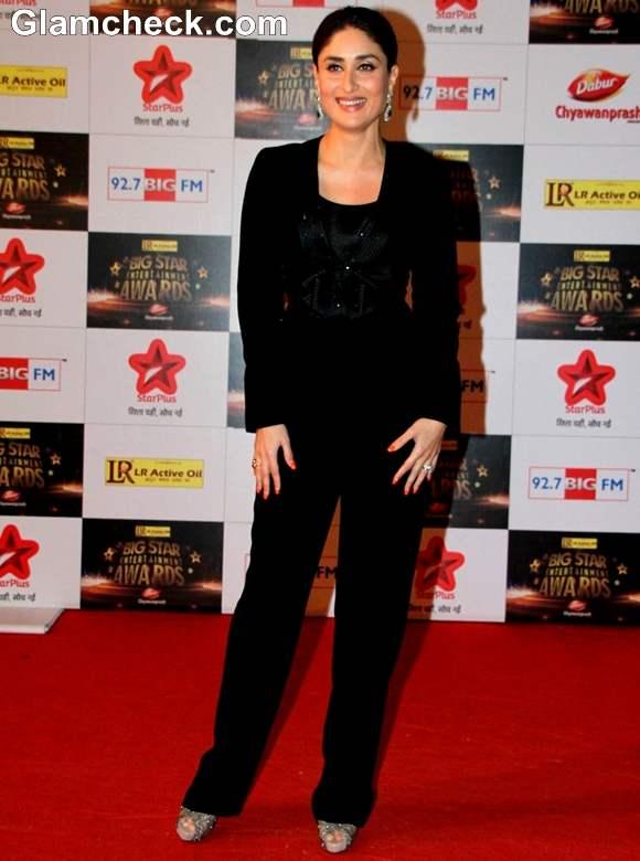 Kareena Kapoor Big Star Entertainment Awards 2012