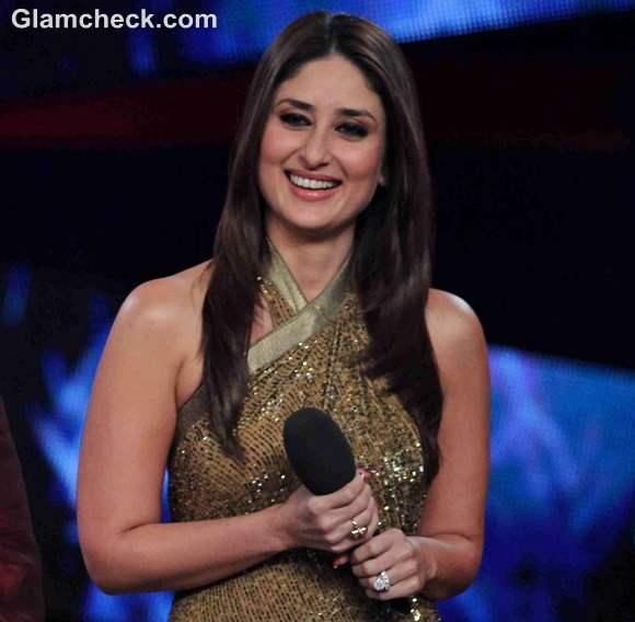 Kareena Kapoor Khan unveils Item Number Fevicol dabang 2 at Big Boss 6