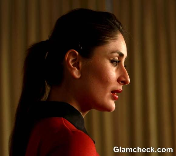 Kareena Kapoor inspired  Red Makeup For Christmas