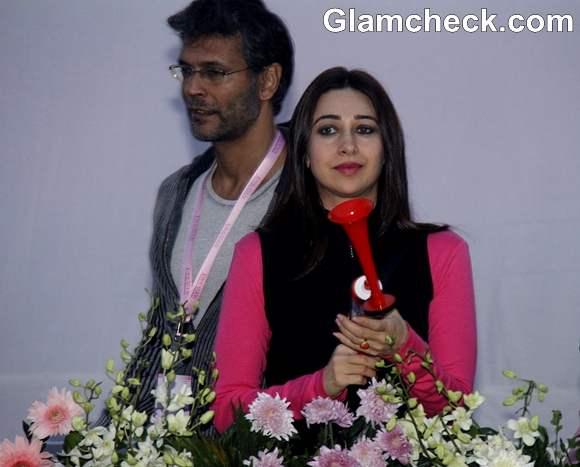 Karisma Kapoor Pinkathon 10k Run