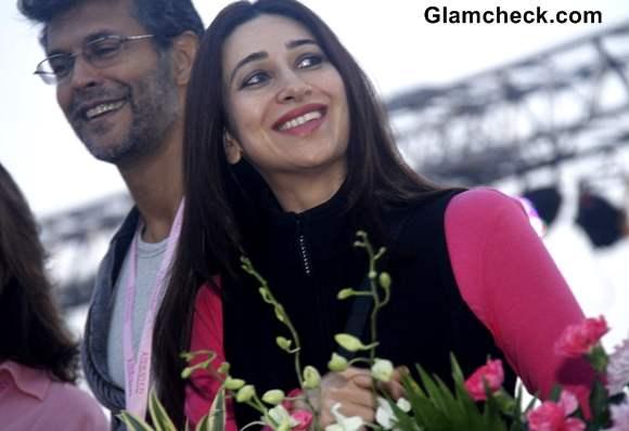 Karisma Kapoor Pinkathon International 10k Run