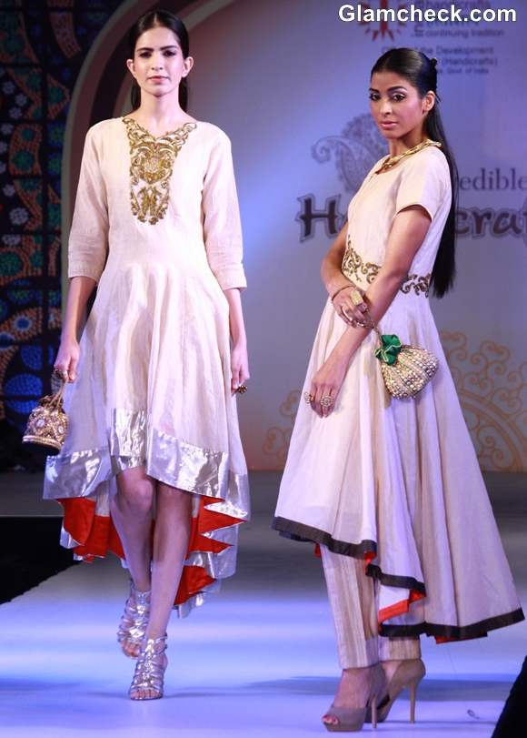 Ministry of Textile Fashion Show  in New Delhi-7