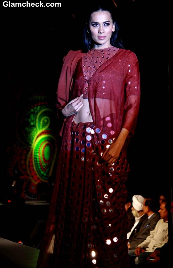 Ministry of Textile Fashion Show  in New Delhi-9
