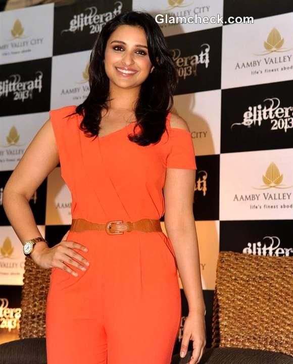 Parineeti Chopra announces Aamby Valley City Glitterati 2013