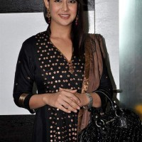 Preeti Jhangiani at New office opening of Rudra 7 Entertainments
