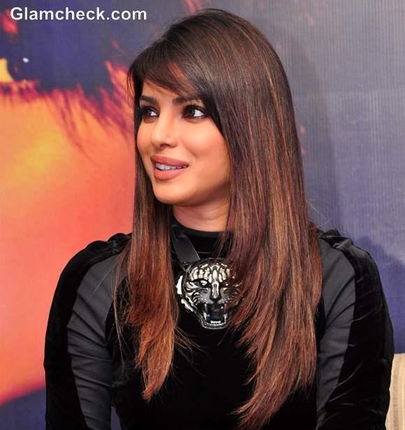 Priyanka Chopra Blenders Pride Fashion Tour Press Conference