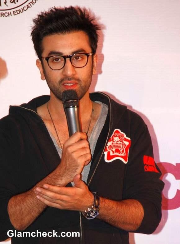 Ranbir Kapoor At Hope 2012 Event
