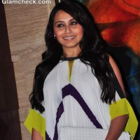 Rani Mukherjee At Success Party Of Talaash