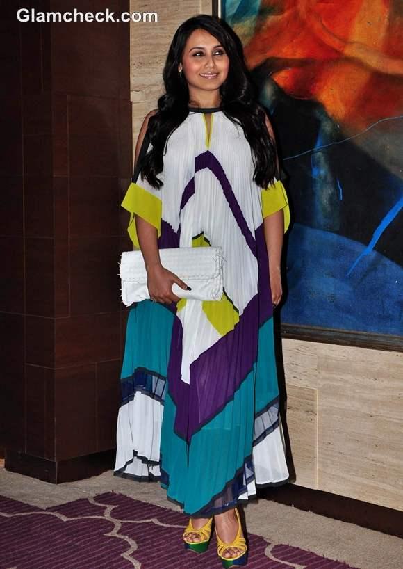 Rani Mukherjee At The Success Party Of Talaash