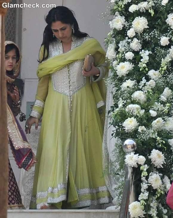 Rinki Khanna at akshay kumar sister wedding