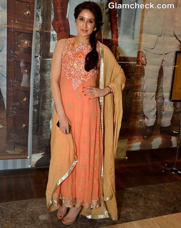 Sagarika Ghatge at Anita Dongre Menswear Designs launch