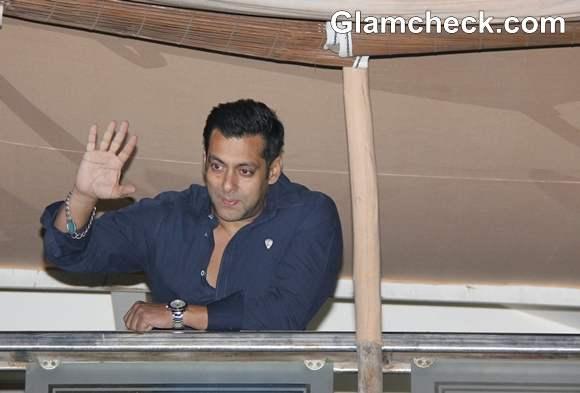 Salman Khan 47th Birthday Bash