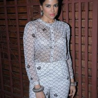 Sameera Reddy Attends Hi Blitz Magazine Bash in Mumbai