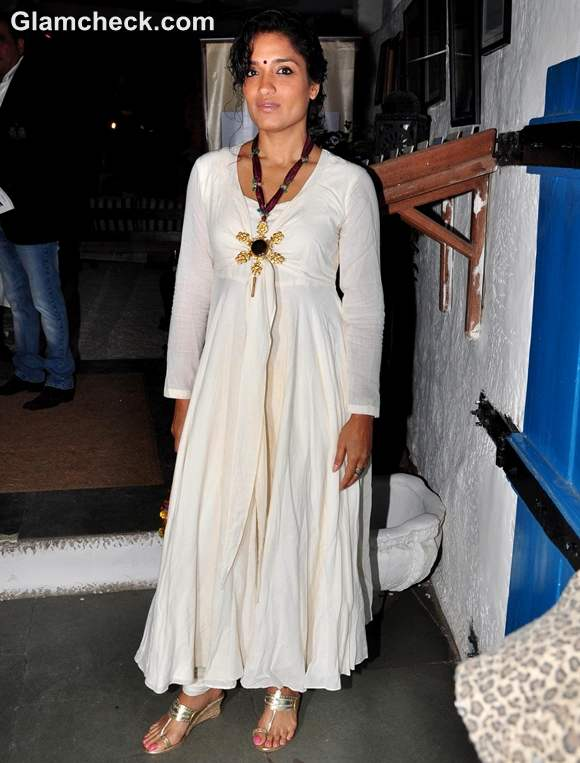 Sandhya Mridul Boho Look At The Launch Of Talespin