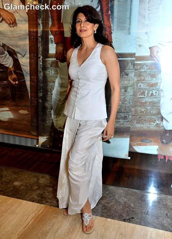 Sangeeta Bijlani at the Launch of Anita Dongres Menswear Designs