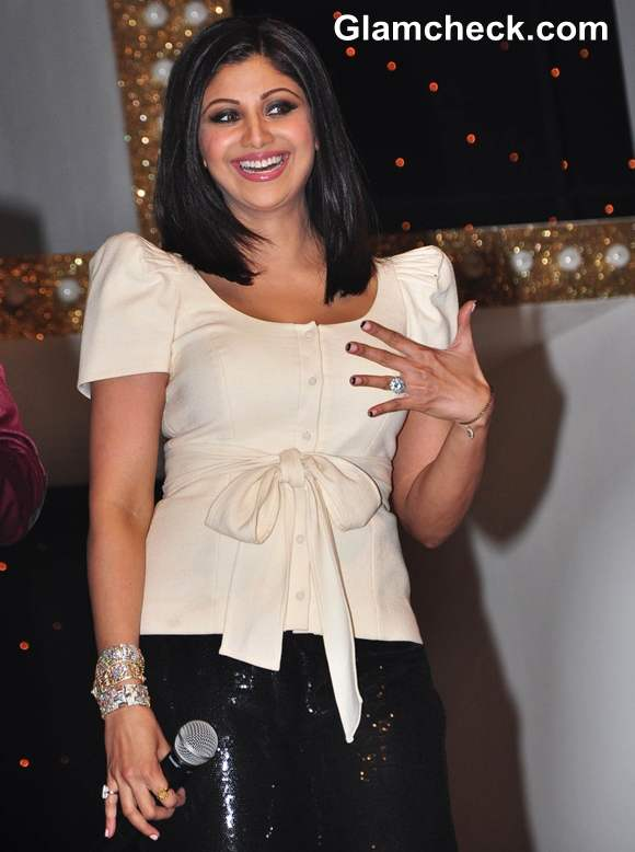 Shilpa Shetty at Nach Baliye Season 5 Launch