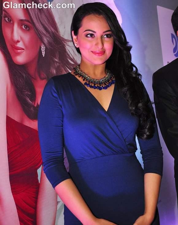 Sonakshi Sinha Brand Ambassador for Rajhans Group