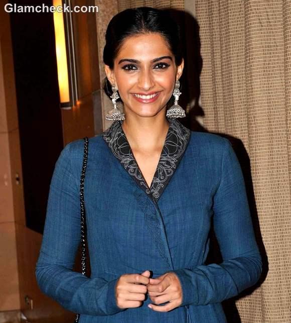 Sonam Kapoor Traditional look