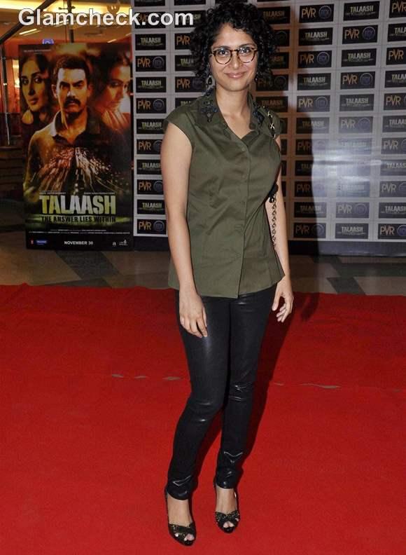 Talaash Premiere Kiran Rao