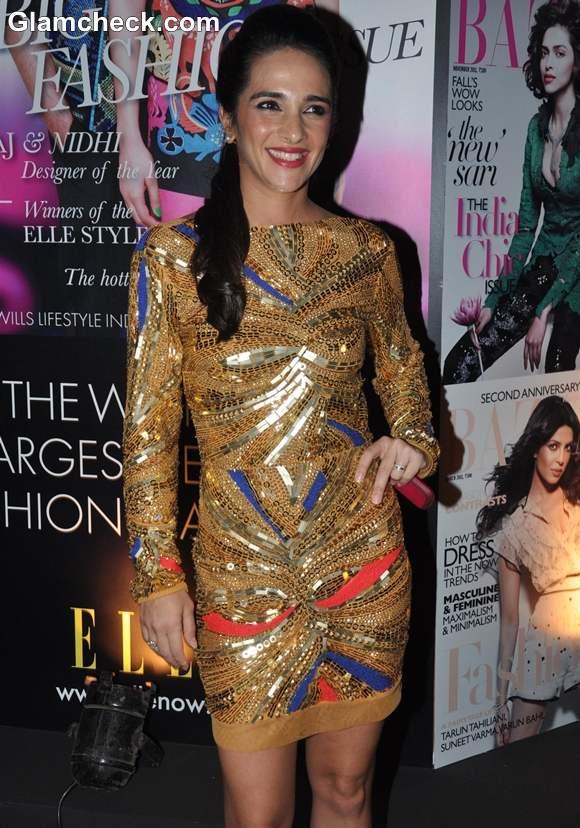 Tara Sharma In Pia Pauro At Grey Goose Style Du Jour In Mumbai