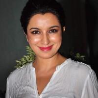 Tisca Chopra at Sanjay Chopras Book Talespin launch