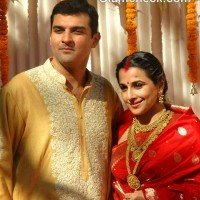 Vidya Balan Siddharth Roy Kapoor Tie The Knot