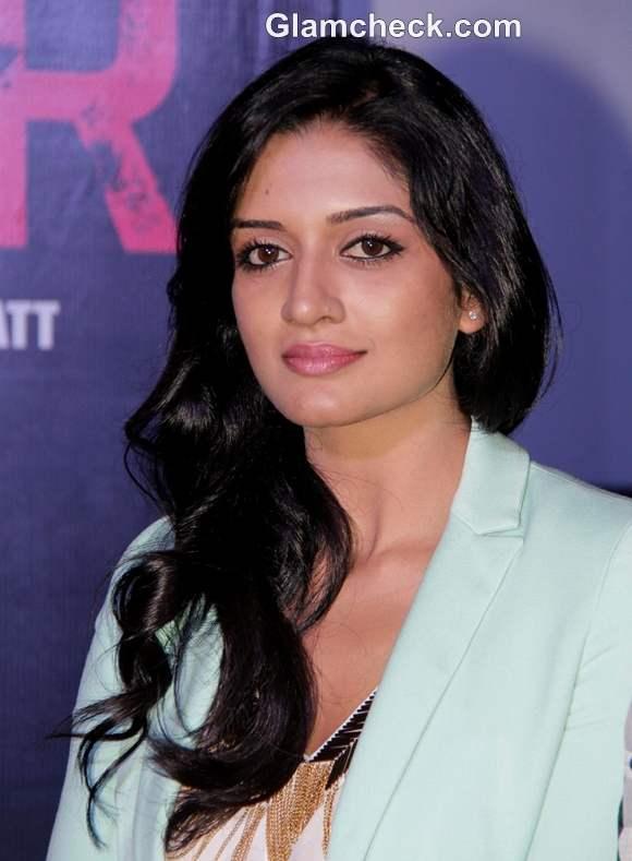 Vimla Raman at the first look of Mumbai Mirror