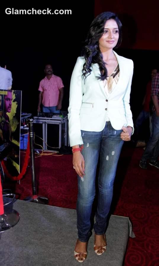 Vimla Raman at the first look of film Mumbai Mirror