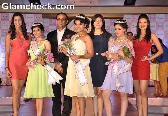 Winners Veet Be The Diva Contest 2012