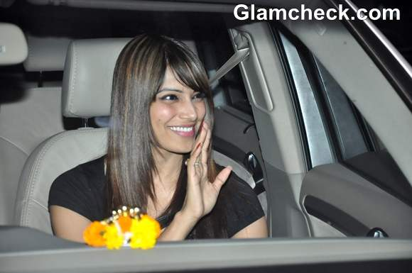bipasha basu at Salman Khan 47th Birthday Bash