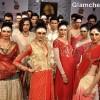 Abhishek Dutta show Bangalore Fashion Week Summer Showers 2013