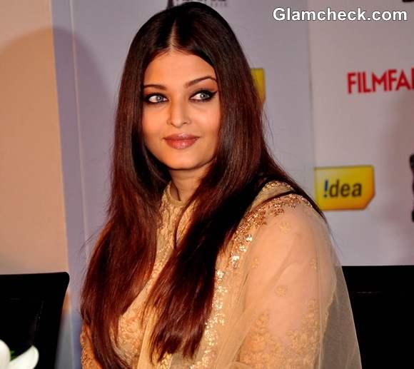 Aishwarya Rai 2013 58th Idea Filmfare Awards Press Conference