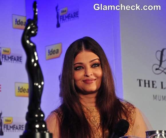Aishwarya Rai 2013 Idea Filmfare Awards