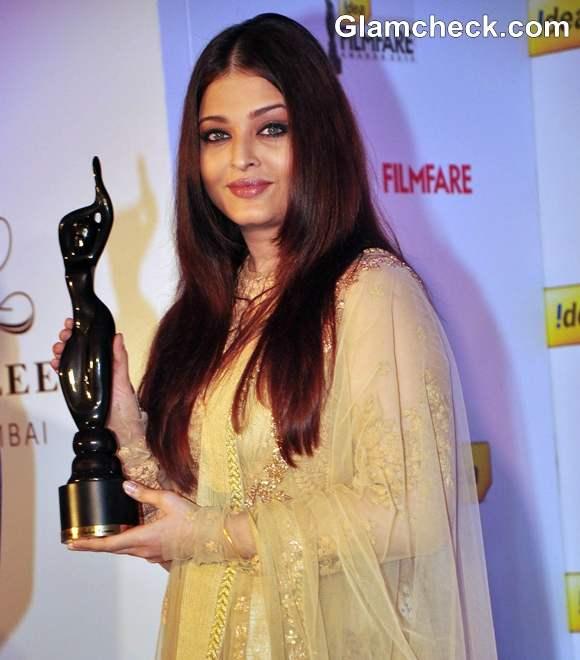 Aishwarya Rai 58th Idea Filmfare Awards Press Conference Mumbai