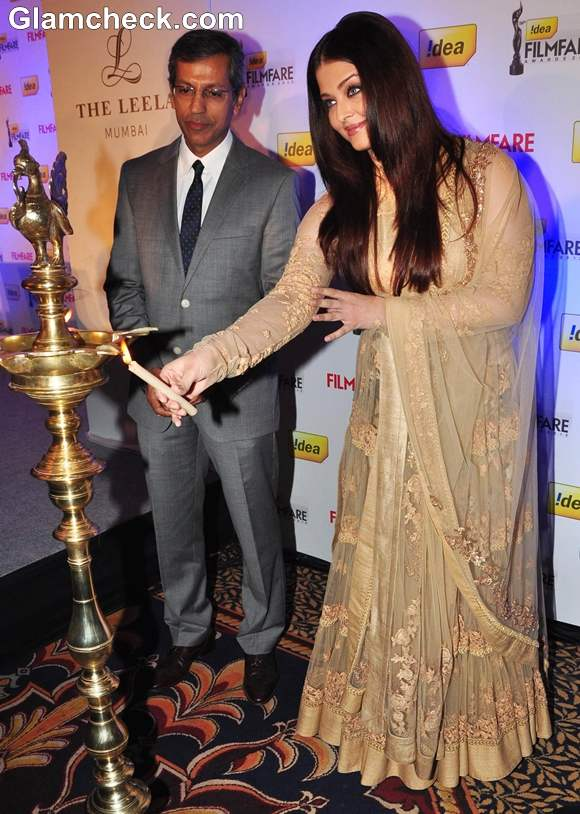 Aishwarya Rai bachchan 2013  Idea Filmfare Awards Press Conference