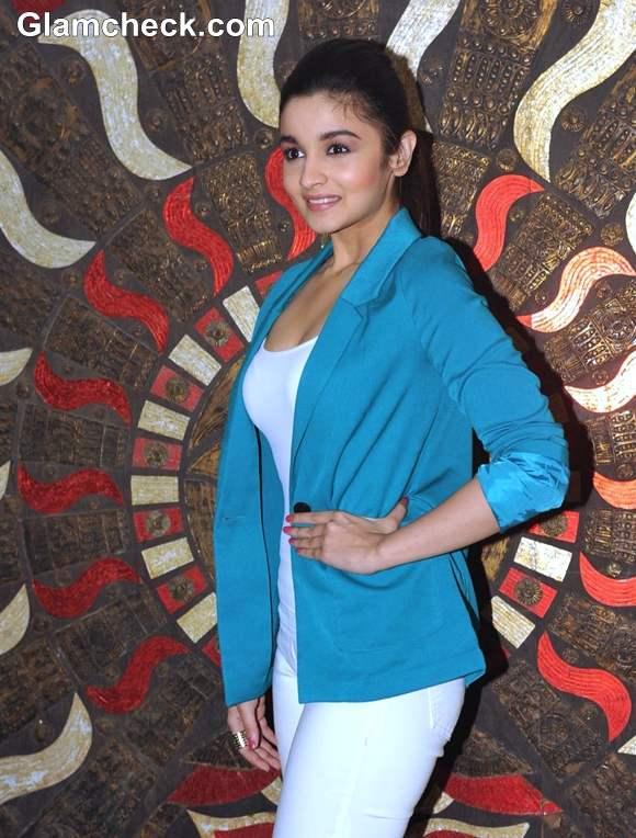 Alia Bhatt 2013 Stardust Awards Announcement