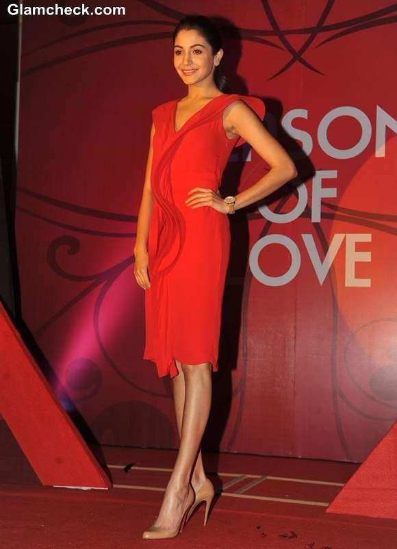 Anushka Sharma 2013 At Gitanjali Season Of Love launch