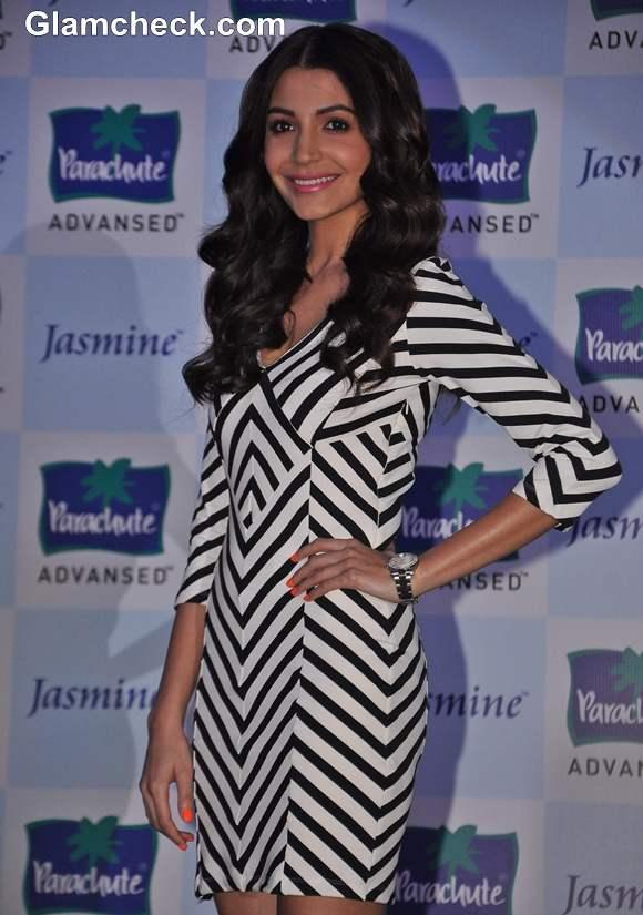 Anushka Sharma 2013 At Parachute Advanced Promotional Event In Mumbai