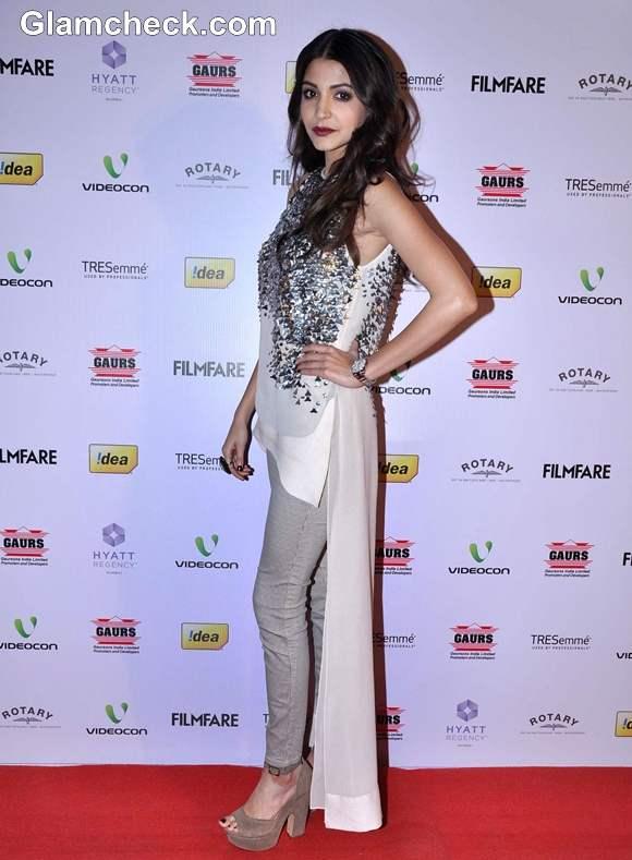 Anushka Sharma 2013 Filmfare Award Nominations