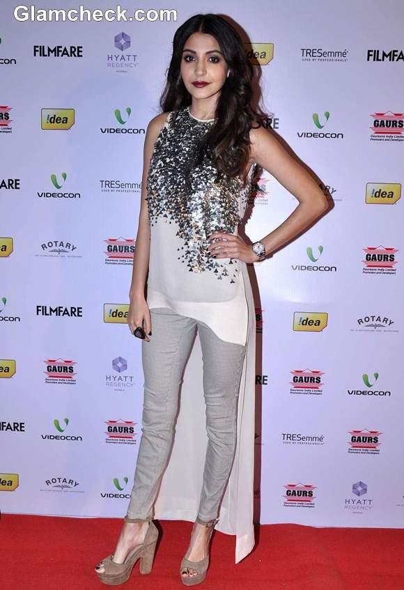 Anushka Sharma 58th Filmfare Award Nominations