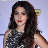 Anushka Sharma At the 58th Filmfare Award Nominations