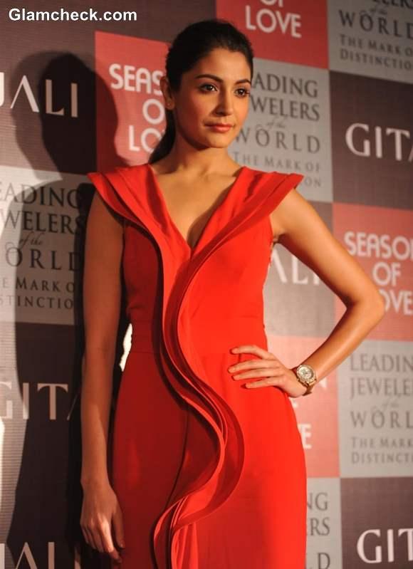 Anushka Sharma Launch of Gitanjali Season Of Love