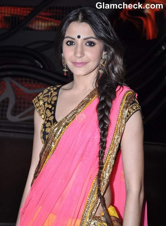 Anushka Sharma On The Sets Of Nach Baliye