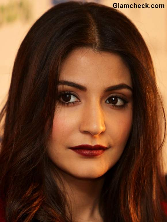 Anushka Sharma Winter Makeup Look