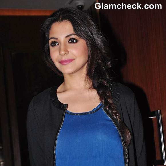 Anushka Sharma hairstyle