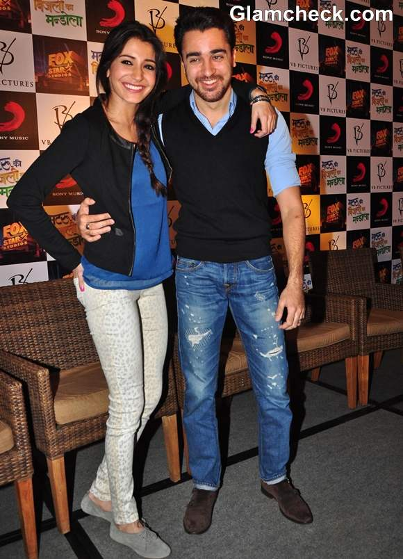Anushka Sharma imraan khan