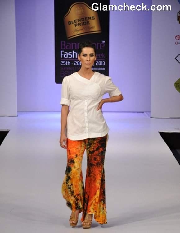 Bangalore Fashion Week Summer Showers 2013 Anjali Rai