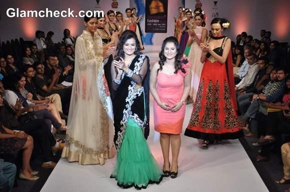 Bangalore Fashion Week Summer Showers 2013 Neha Modi